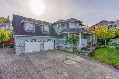 Bellingham Single Family Home For Sale: 4950 Columbus St