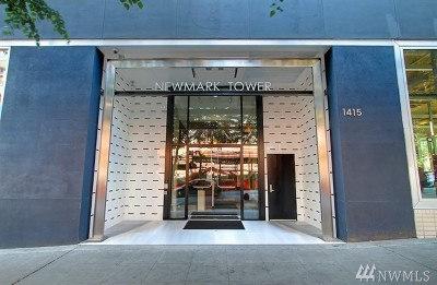 Condo/Townhouse Sold: 1415 2nd Ave #1906