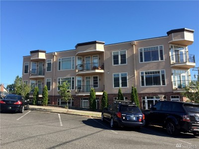 Bellingham Condo/Townhouse For Sale: 1201 13th St #201