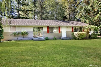 Issaquah Single Family Home For Sale: 27223 SE 188th St