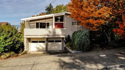 Tacoma Single Family Home For Sale: 1107 N 27th St