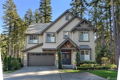Sammamish Single Family Home For Sale: 21253 Inglewood Hill Rd