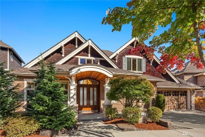 Issaquah Single Family Home For Sale: 510 Timber Creek Dr NW