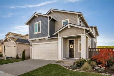 Tumwater Single Family Home For Sale: 9065 Silverspot Dr SE