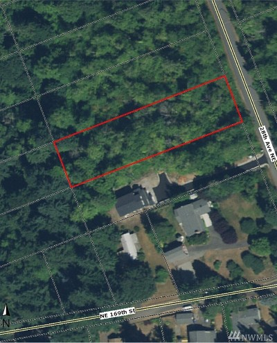 Residential Lots & Land For Sale: 16919 28th Ave NE