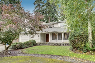 King County Rental For Rent: 18529 SE 45th St