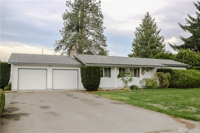 Centralia Single Family Home For Sale: 2206 N Pearl St