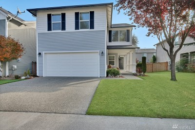 Tumwater Single Family Home For Sale: 820 Candlestick Lane SW