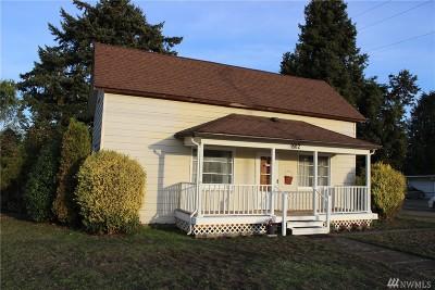 Centralia Single Family Home For Sale: 1502 Johnson Rd