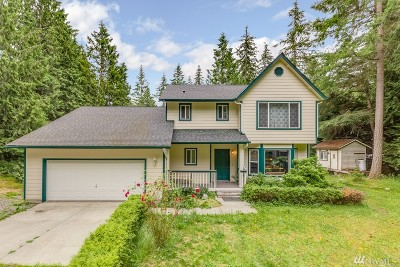 Stanwood Single Family Home For Sale: 4924 192nd St NW