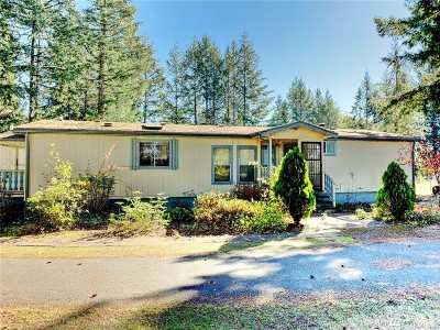 Olympia Single Family Home For Sale: 6802 Fir Tree Rd SE