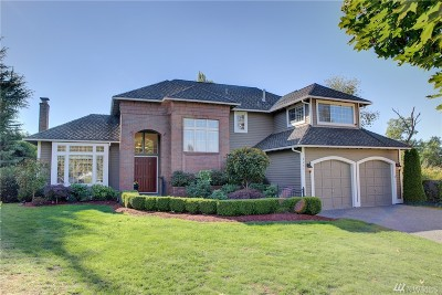 Bellevue Single Family Home For Sale: 6051 113th Place SE
