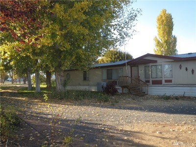 Soap Lake Single Family Home For Sale: 19305 Division Rd N