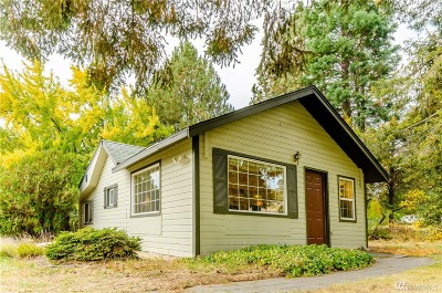 Manson Single Family Home For Sale: 551 Wapato Lake Road