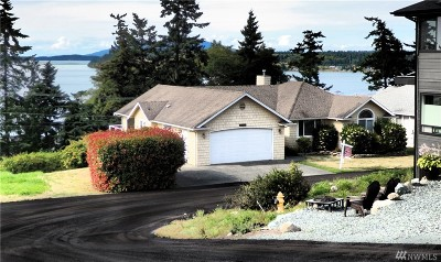 Skagit County Single Family Home For Sale: 3416 Oakes View Lane