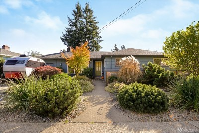 Olympia Single Family Home For Sale: 1115 8th Ave SE