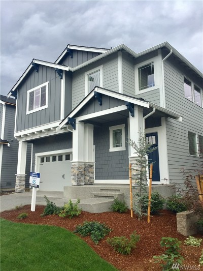Renton Single Family Home For Sale: 13830 SE 184th Place #88