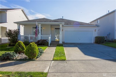 Olympia Single Family Home For Sale: 8331 Sweetbrier Lp SE