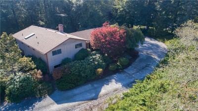 Olympia Single Family Home For Sale: 1927 Draham Rd NE