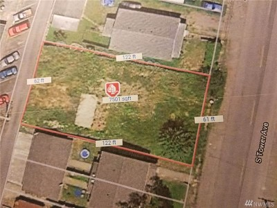 Residential Lots & Land For Sale: 1115 S Tower Ave