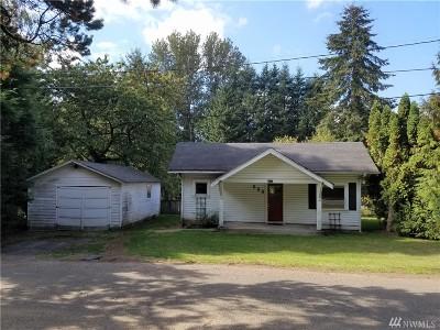 Olympia Single Family Home For Sale: 823 Steele St SE