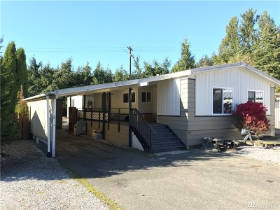 Bellingham Mobile Home For Sale: 425 Chuckanut Dr N #30