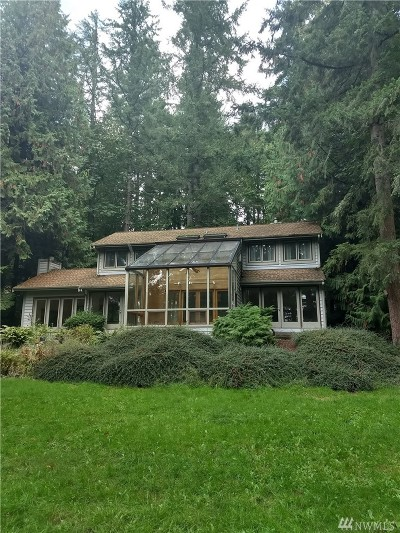 King County Rental For Rent: 21334 SE 39th St