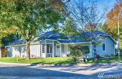 Redmond Single Family Home For Sale: 18204 NE 91st St