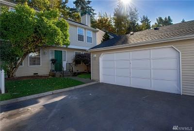 Kirkland Condo/Townhouse For Sale: 12908 103rd Place NE
