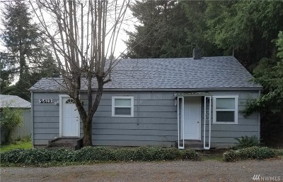 Olympia Single Family Home For Sale: 2419 8th Ave SE