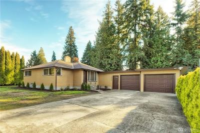 Auburn Single Family Home For Sale: 1036 29th St SE