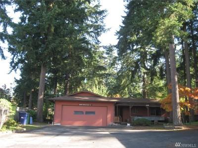 Shoreline Single Family Home For Sale: 18320 Corliss Ave N