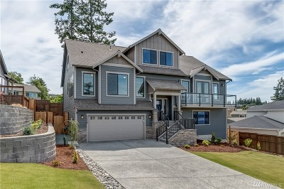 Skagit County Single Family Home For Sale: 1520 Latitude Cir