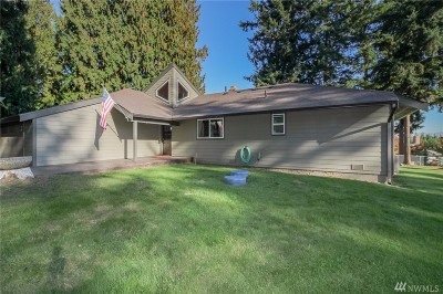 King County Single Family Home For Sale: 15624 SE 254th Place