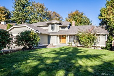 Mukilteo Single Family Home Contingent: 5531 104th Place SW