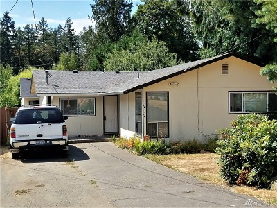 Olympia Single Family Home For Sale: 1717 Eastside St NE