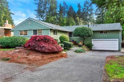 Edmonds Single Family Home For Sale: 8704 Madrona Lane