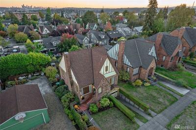 Single Family Home For Sale: 847 NE 82nd St