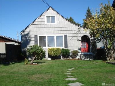 Everett Single Family Home For Sale: 2707 25th St