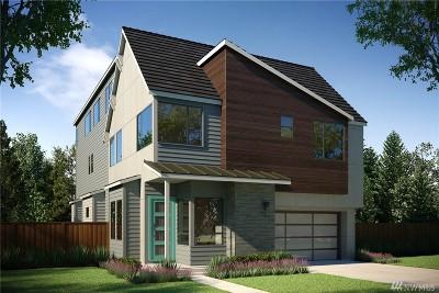 Redmond Single Family Home For Sale: 11793 177th Place NE
