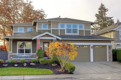 Renton Single Family Home For Sale: 4721 SE 2nd St