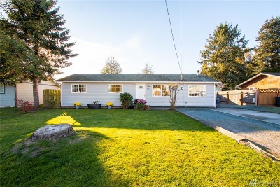 Sedro Woolley Single Family Home For Sale: 300 Hawthorne
