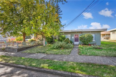 Bremerton Multi Family Home For Sale: 631 Rainier Ave