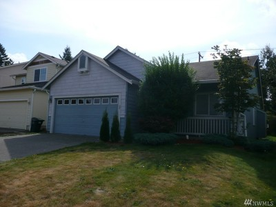 Puyallup Rental For Rent: 9218 191st St E