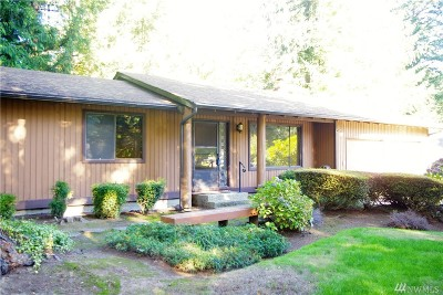 Sammamish Single Family Home For Sale: 3002 253rd Place SE