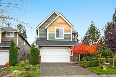 Everett Single Family Home For Sale: 12604 11th Dr SE