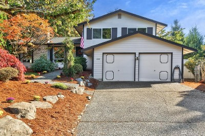 Lynnwood Single Family Home For Sale: 1428 174th Place SW