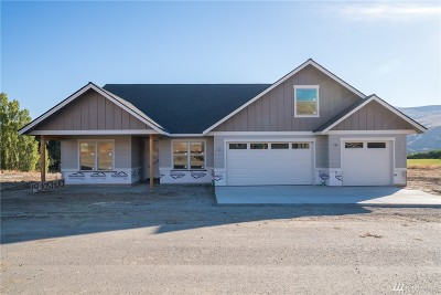 Wenatchee Single Family Home For Sale: 19 Joshua Lane