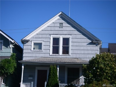 Single Family Home For Sale: 2507 Grand Ave