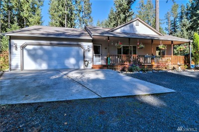 Yelm Single Family Home For Sale: 22710 Laceywood Ct SE